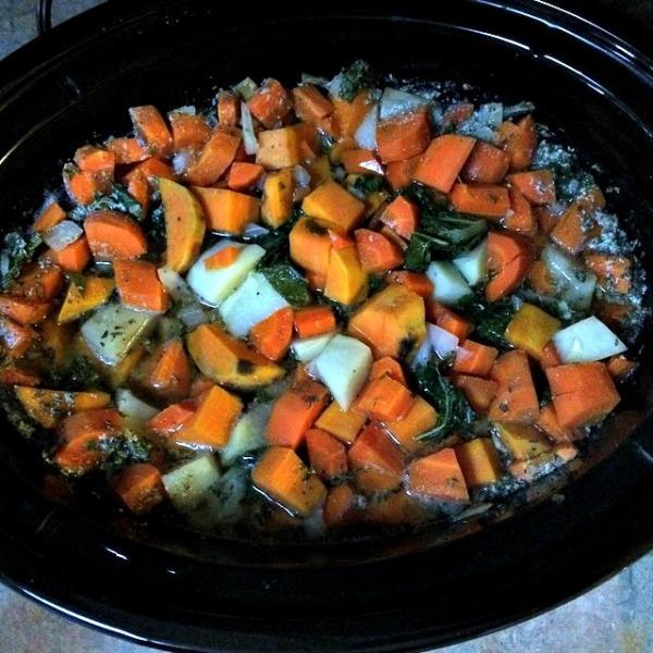 chicken barley vegetable stew